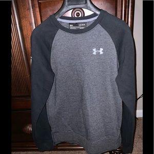 Boys Under Armour sweatshirt { worn once }
